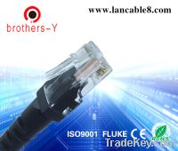 Sell 1m/5m/10m patch cord cables/jumper wire with RJ45 connector
