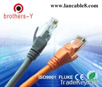 Sell 1/100m patch cord/network cables RJ45 flugs