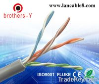 Sell   utp cat5e lan cable