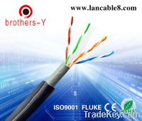supply utp stp ftp cat6 computer wire from China