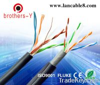 Sell UTP CAT5E lan cable , lowest price