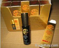 Sell wholesale man health sex spray super dragon 6000 sex oil