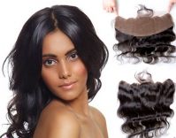 good quality human hair lace wigs lace frontal closure with three styles body wave wigs