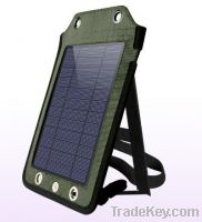 Sell 5.0w portable military solar charger