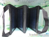 Sell 7.2w foldable solar charger