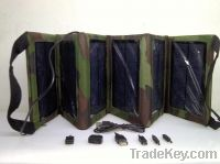 Sell 10.8w foldable solar charger