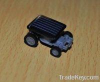 Sell solar car solar toy educational toy mini running car
