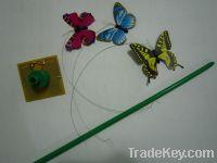 Sell solar butterfly solar toy solar bow