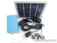 Sell 5w solar power lighting system