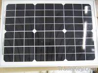 Sell 10watt Class A solar panel international standard