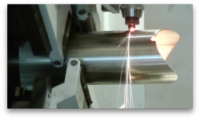 Laser cutting machines for tubes and profiles