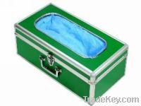 Sell Post Green Aluminium Alloy Shoe Cover Dispenser