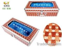 Sell Brown Grid Aluminium Alloy Shoe Cover Machine
