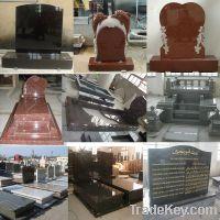 Sell granite tombstone/gravestone/headstone/memorial