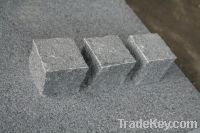Sell paving cobbles, cubes