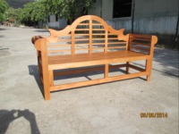 queen bench