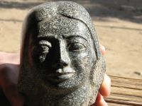 Sell THE ANCIENT EGYPTIAN SCRIBE HEAD