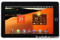 """Wholesale 10.2"""" Touchscreen Tablet PC  built-in 3g call and GPS"""
