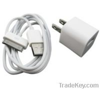 iPhone/iPod 2in1 charger kit(US standard)