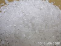 Sell HDPE flake natural color Blow/Pipe grade