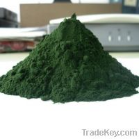 100%pure spirulina powder