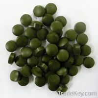 organic broken cell Chlorella phyrenoidosa tablet
