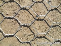 Sell hexagonal gabion mesh