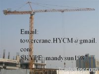 Sell New China QTZ4208 Topkit Tower Crane