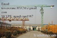 Sell New China QTP7030 Self-erecting Topless Tower Crane