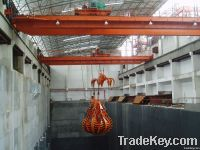 Sell Waste Grab Overhead Crane