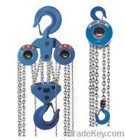 Sell manual chain hoist