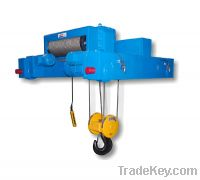 Sell double speed electric wire rope hoist