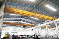 Sell LH model light duty double girder bridge crane