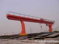 Sell L type Gantry crane with hook