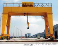 Sell double girder gantry crane