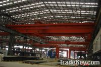 Sell electromagnetic overhead crane for steel factory