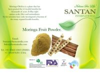 100% Natural Moringa Oleifera Fruit Powder