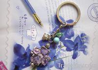 Turquoise Key Rings