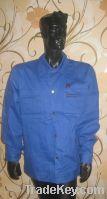 offer flame-retardant jacket