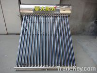 Sell Passive Non-Pressure Stainless Steel Solar Water Heater