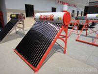 Sell Non-Pressure Solar Water Heater Color Galvanized Steel