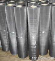 Sell Black wire cloth