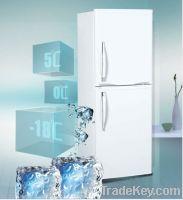 Sell 98L single door mini refrigerator with glass shelf
