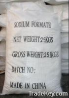Sell manufacturer Sodium formate