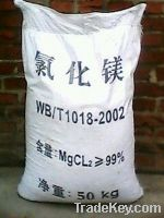 Sell Magnesium chloride 98% flakes