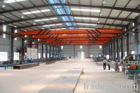 Sell LDA electric single-girder crane