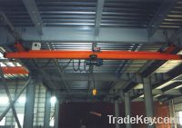 LX type Electric single girder suspension crane