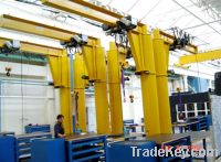 Sell BZQ-A type wallmounted jib crane