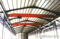 Sell Electric Single Girder Bridge Crane