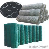 Sell  PVC Hexagonal Wire Mesh